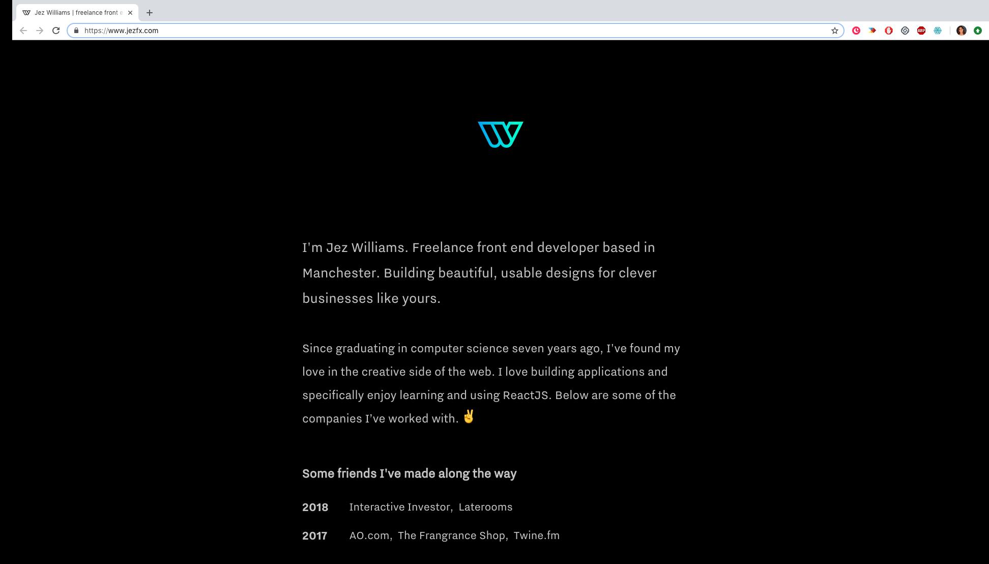 Find a freelancer to build your website with Prismic - Prismic